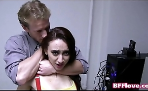 Teen Girls Best Friend Hackers Get Caught And Fucked - BFFlove.com