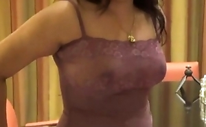 Indian MILF Bhabhi Bathroom Rough Fucking With Husband