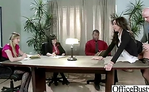 Hard Sex In Office With Slut Big Juggs Girl (stephani moretti) clip-30