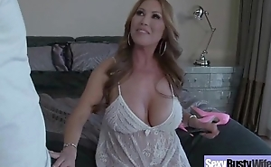 Hardcore Bang On Cam With Mature Busty Lady (kianna dior) clip-16