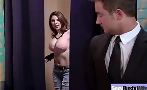 Hardcore Bang On Cam With Mature Busty Lady (darling danika) clip-09