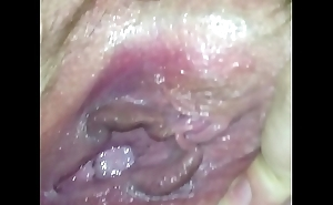 Wet and ready for cock