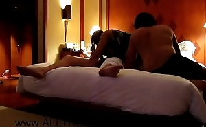 Indian Wife Loves A Threesome In A Hotel 1&amp_2 - www.ALLTHECAMSLUTS.com