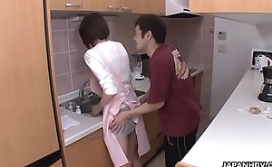 Maid getting fucked by the house owner