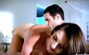 Passionate milf screwed on the massage table