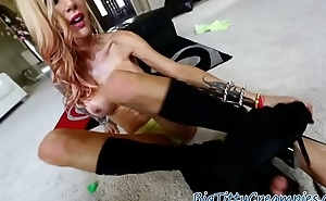 Amazing milf titfucking until huge cumshot