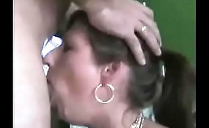 Girl gets deepthroat and cum in mouth, facefuck - Check: http://atominik.com/4Av