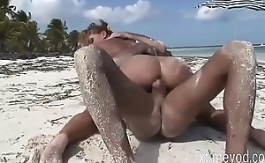Tropical anal (original movie)