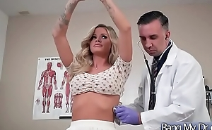 Sex Tape With Dirty Doctor Banging Slut Patient (Jessa Rhodes) mov-21