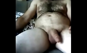 Masturbating Turkey-Turkish Natural Bear Volkan