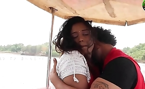 Desi mallu young girl illegal affair with old lover after marriage (new)