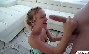 Bailey Brooke fucked by huge cock