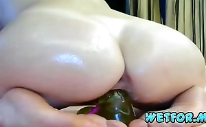 www.girls4cock.com/Siswet19 &mdash_ Bubble Butt Camgirl with Wet Creamy Pussy