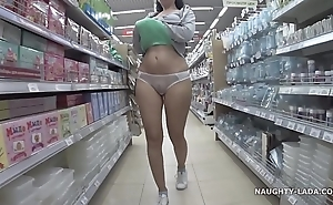 Shopping and Public Flashing