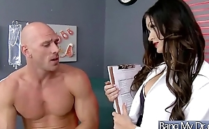 Horny Patient (kendall karson) Get Seduce by Doctor And Nailed Hardcore movie-01