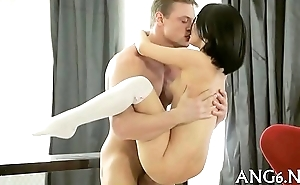 Ravaging a biggest male cock