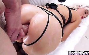 Anal Sex Tape With Big Wet Round Ass Oiled Girl (jenna ivory) movie-17